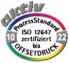 PSO Zertifikat
